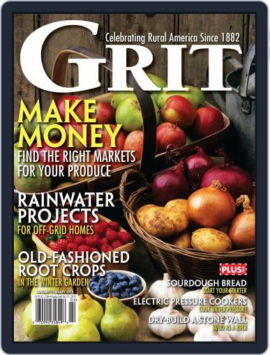 Grit January 1st, 2019 Digital Back Issue Cover