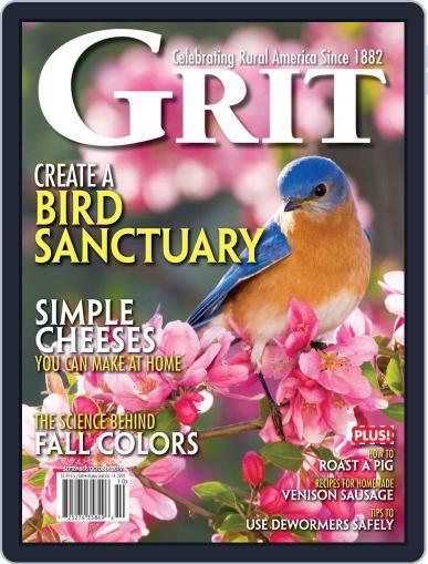 Grit September 1st, 2019 Digital Back Issue Cover