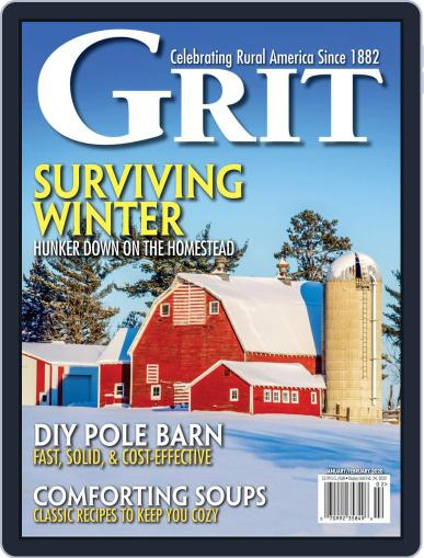 Grit January 1st, 2020 Digital Back Issue Cover
