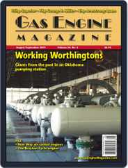 Gas Engine (Digital) Subscription August 1st, 2019 Issue