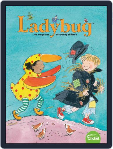 Ladybug Stories, Poems, And Songs Magazine For Young Kids And Children October 1st, 2019 Digital Back Issue Cover