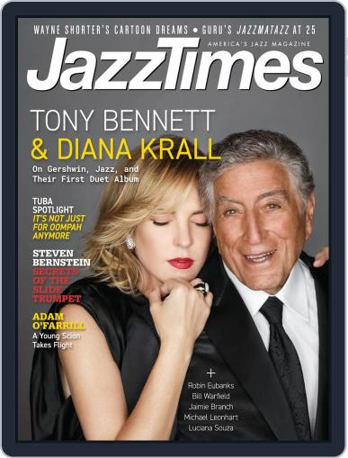 JazzTimes October 1st, 2018 Digital Back Issue Cover