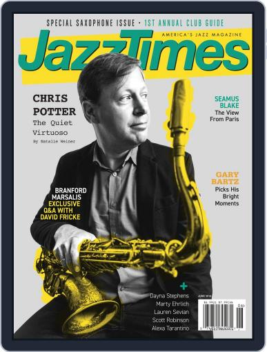 JazzTimes June 1st, 2019 Digital Back Issue Cover