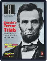 MHQ: The Quarterly Journal of Military History (Digital) Subscription November 5th, 2013 Issue