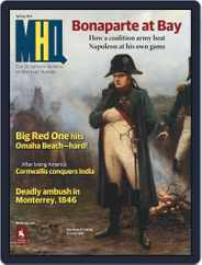 MHQ: The Quarterly Journal of Military History (Digital) Subscription February 3rd, 2014 Issue