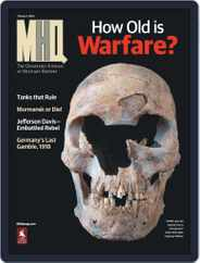 MHQ: The Quarterly Journal of Military History (Digital) Subscription January 1st, 2015 Issue