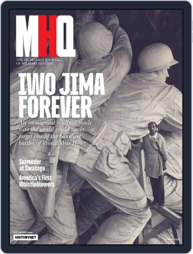 MHQ: The Quarterly Journal of Military History February 4th, 2020 Digital Back Issue Cover