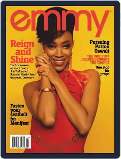 Emmy February 1st, 2019 Digital Back Issue Cover