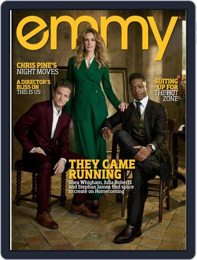 Emmy June 1st, 2019 Digital Back Issue Cover