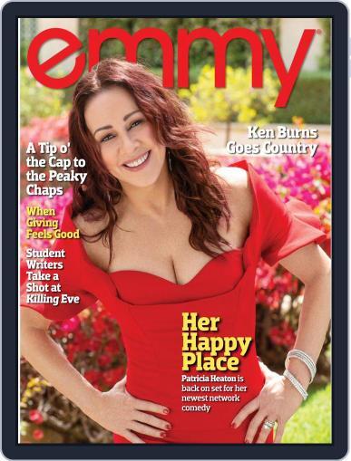 Emmy September 1st, 2019 Digital Back Issue Cover