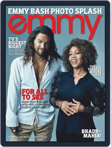 Emmy November 1st, 2019 Digital Back Issue Cover