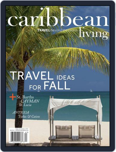 Caribbean Living September 1st, 2016 Digital Back Issue Cover