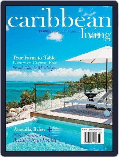 Caribbean Living December 1st, 2016 Digital Back Issue Cover
