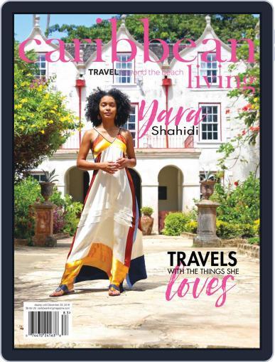 Caribbean Living September 1st, 2018 Digital Back Issue Cover