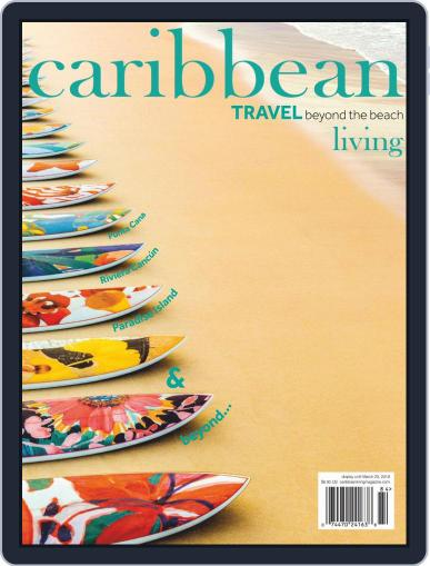 Caribbean Living January 1st, 2019 Digital Back Issue Cover