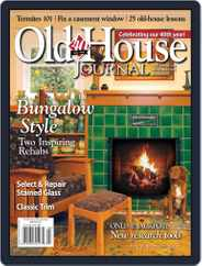 Old House Journal (Digital) Subscription January 8th, 2013 Issue