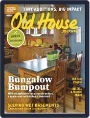 Old House Journal (Digital) Subscription August 9th, 2016 Issue