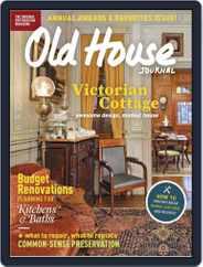Old House Journal (Digital) Subscription November 1st, 2016 Issue