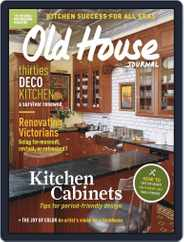 Old House Journal (Digital) Subscription March 1st, 2017 Issue