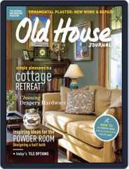 Old House Journal (Digital) Subscription September 1st, 2017 Issue