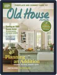 Old House Journal (Digital) Subscription October 1st, 2017 Issue