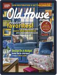 Old House Journal (Digital) Subscription November 1st, 2017 Issue