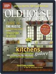 Old House Journal (Digital) Subscription March 1st, 2018 Issue