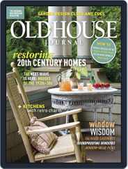 Old House Journal (Digital) Subscription June 1st, 2018 Issue