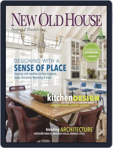 Old House Journal November 1st, 2018 Digital Back Issue Cover