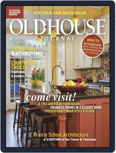 Old House Journal March 1st, 2019 Digital Back Issue Cover