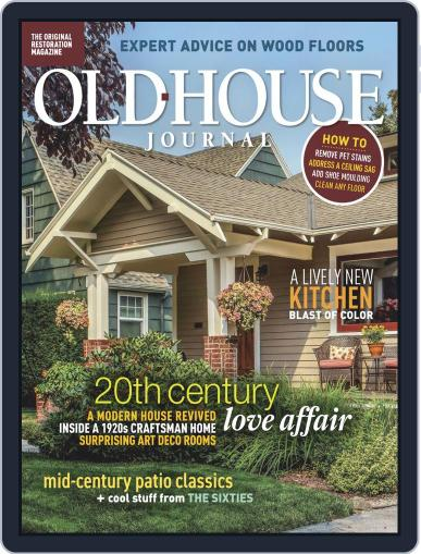 Old House Journal May 1st, 2019 Digital Back Issue Cover