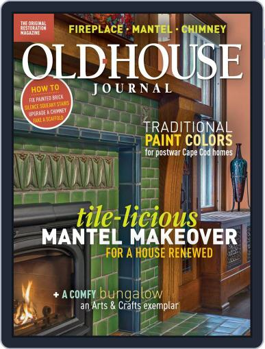 Old House Journal January 1st, 2020 Digital Back Issue Cover