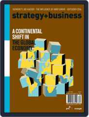 strategy+business (Digital) Subscription May 27th, 2016 Issue