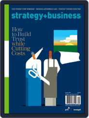 strategy+business (Digital) Subscription February 28th, 2017 Issue