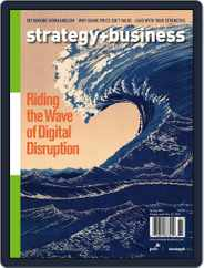 strategy+business (Digital) Subscription February 20th, 2018 Issue