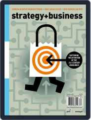 strategy+business (Digital) Subscription May 15th, 2018 Issue