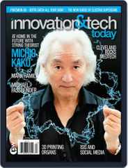 Innovation & Tech Today Magazine (Digital) Subscription September 26th, 2016 Issue