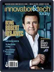Innovation & Tech Today Magazine (Digital) Subscription July 1st, 2017 Issue