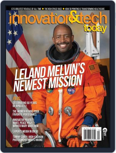 Innovation & Tech Today July 1st, 2019 Digital Back Issue Cover
