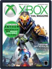 Official Xbox (Digital) Subscription October 1st, 2018 Issue