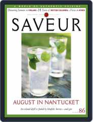 Saveur (Digital) Subscription August 17th, 2005 Issue