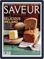 Saveur (Digital) Subscription February 18th, 2006 Issue