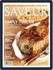 Saveur (Digital) Subscription March 18th, 2006 Issue