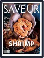 Saveur (Digital) Subscription February 17th, 2007 Issue