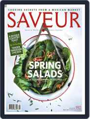 Saveur (Digital) Subscription April 22nd, 2007 Issue