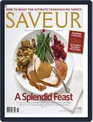 Saveur (Digital) Subscription October 13th, 2007 Issue