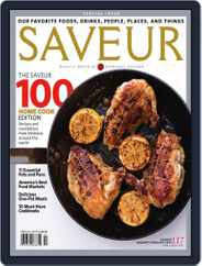 Saveur (Digital) Subscription January 2nd, 2009 Issue