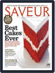 Saveur (Digital) Subscription February 11th, 2012 Issue