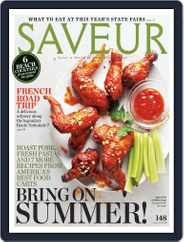 Saveur (Digital) Subscription May 26th, 2012 Issue