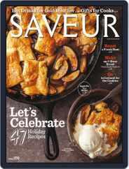 Saveur (Digital) Subscription December 1st, 2014 Issue